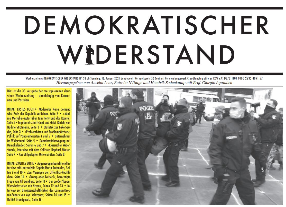Demokratischer Widerstand